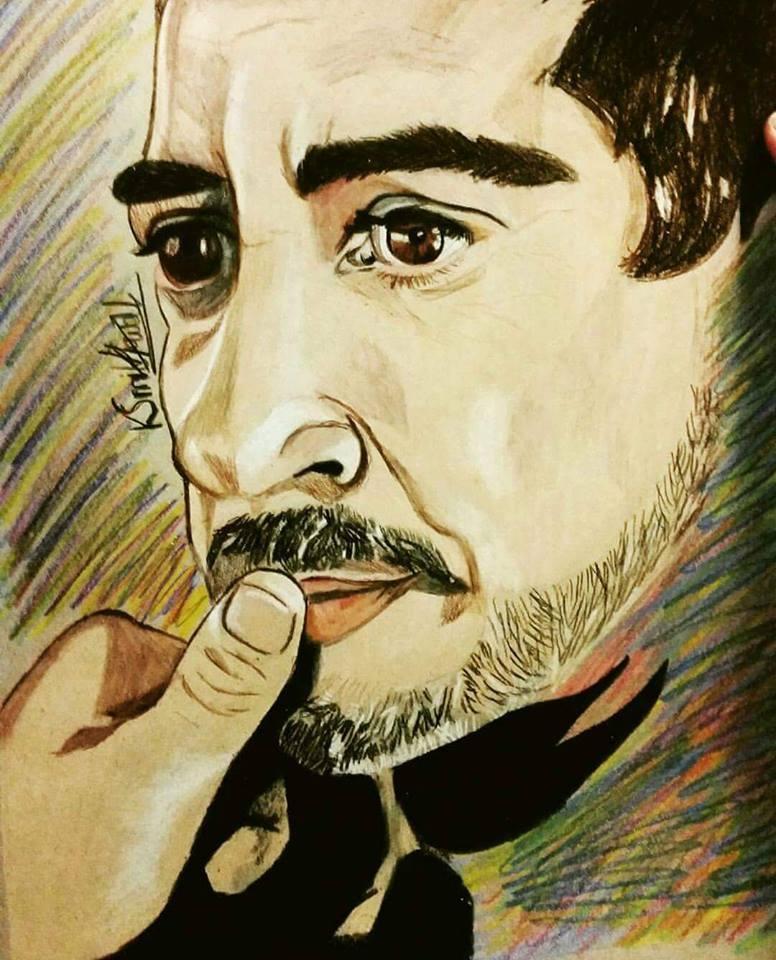 Robert Downey Jr par kerrysh